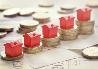 What are the different types of mortgages?