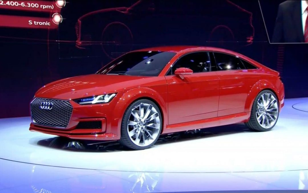 New Audi TT Sportback to be unveiled December 2016