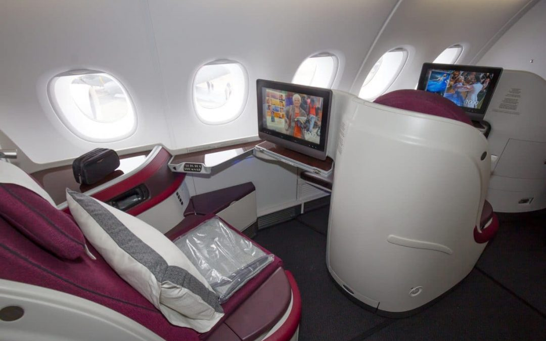Which airlines are best in class for First, Business & Economy Class?