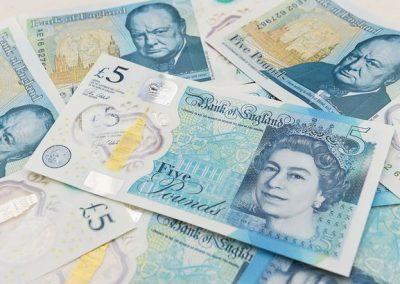 Pound Investors Anxiously Anticipate Brexit Speech