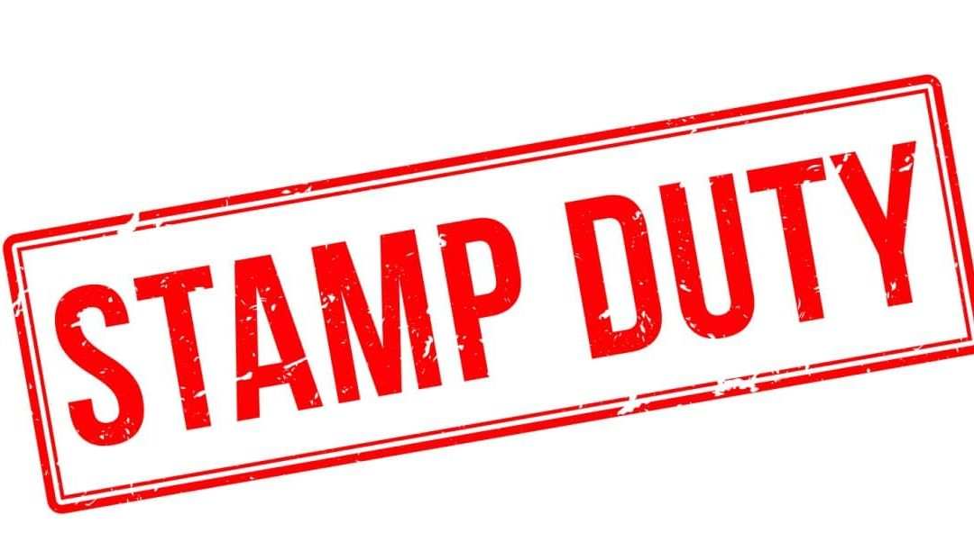 Does stamp duty make a difference to the Economy?