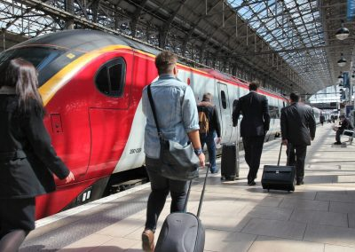 Why can travelling by train be so expensive?