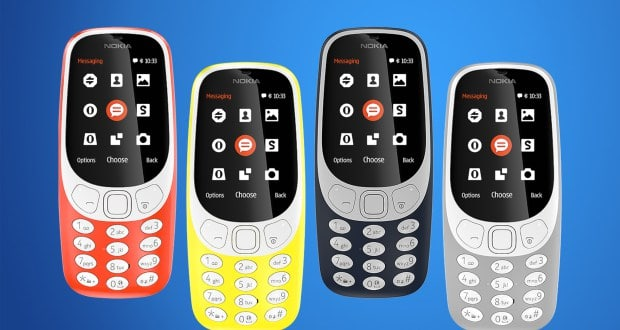 You've probably heard about the Nokia 3310 release, but have you heard about the new Sony or LG?