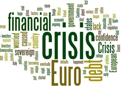 Ten years since the financial crisis…