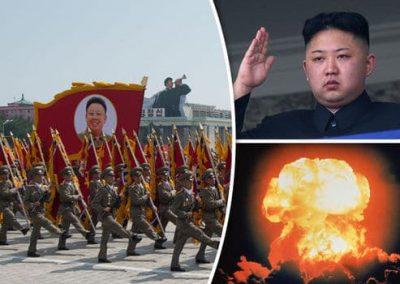 Britons urged to leave North Korea!