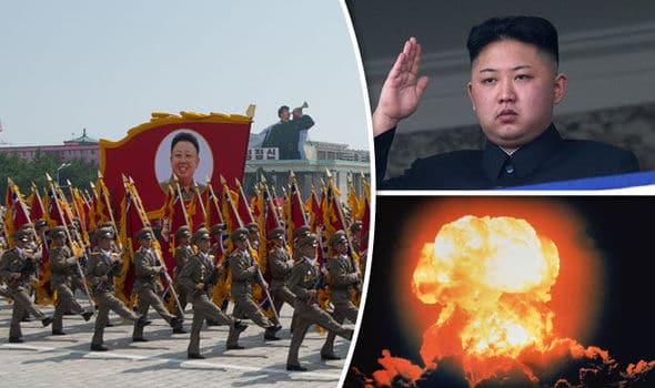 Britons urged to leave North Korea!