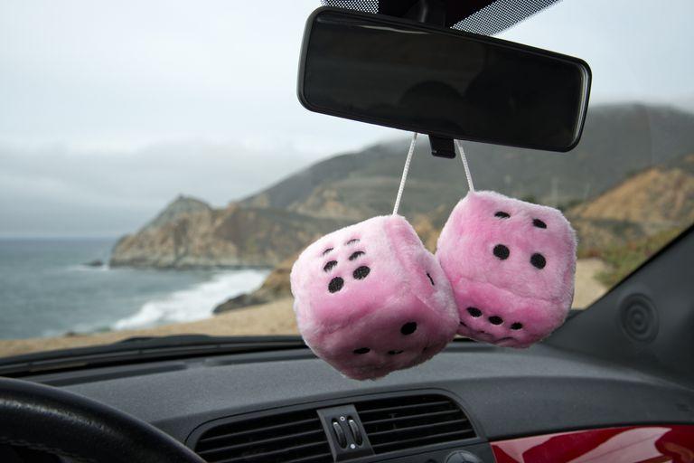 fluffy dice