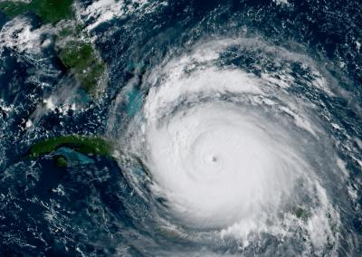 Hurricane Irma has now been declared a major disaster