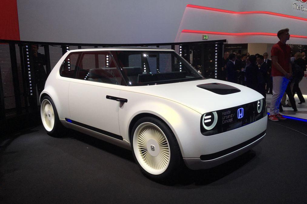 Frankfurt Motor Shows Honda Urban EV