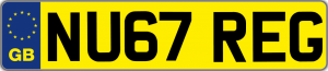Seen those '67 reg-plates yet? 1
