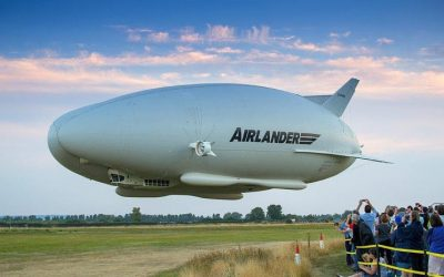 Airlander 10 future uncertain as the aircraft crashes… again.
