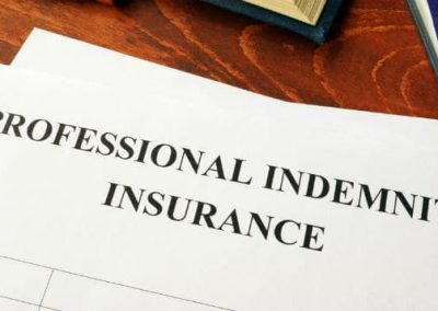 Why do you need Indemnity Insurance?