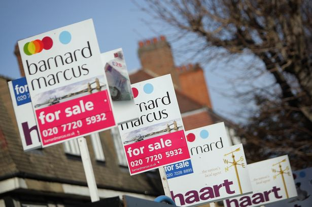 House-buying slows down