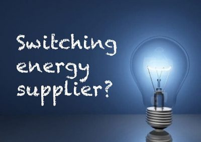 """Last month saw enough people """"to fill Birmingham"""" change energy providers."""