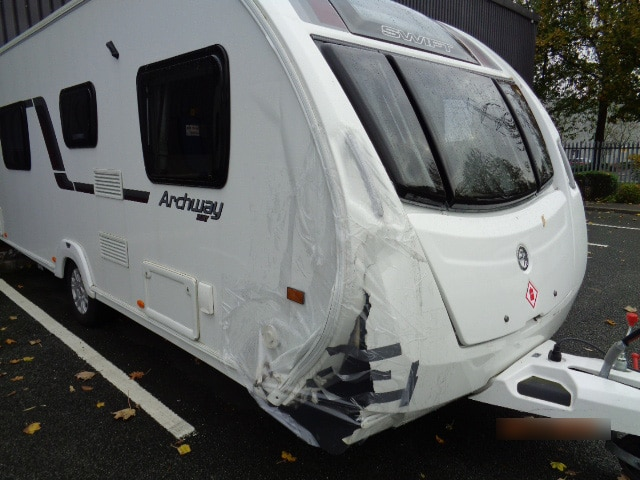 Caravan owners denied insurance discounts for towing courses
