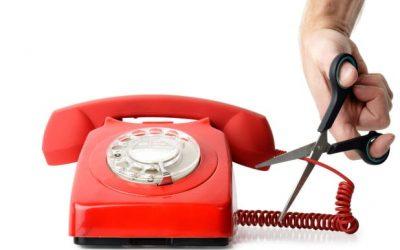 Majority of customers only keep landlines for broadband