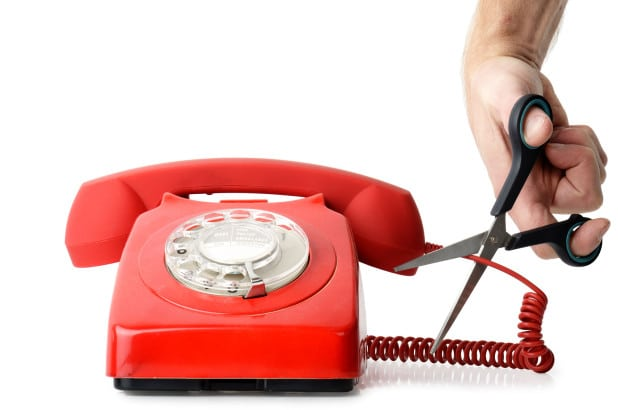 Majority of customers only keep landlines for broadband