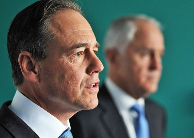 Inflated Costs Attributed to Greg Hunt's Health Insurance Overhaul