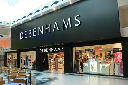 Insurance Companies Cause New Bout of Trouble for Debenhams