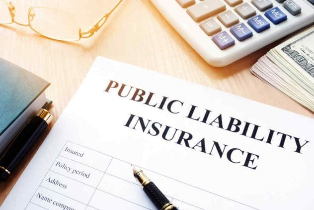 New Public Liability Insurance Pay-as-you-go Cover