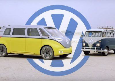 The VW Microbus. The Bulli. The Campervan. The Kombi