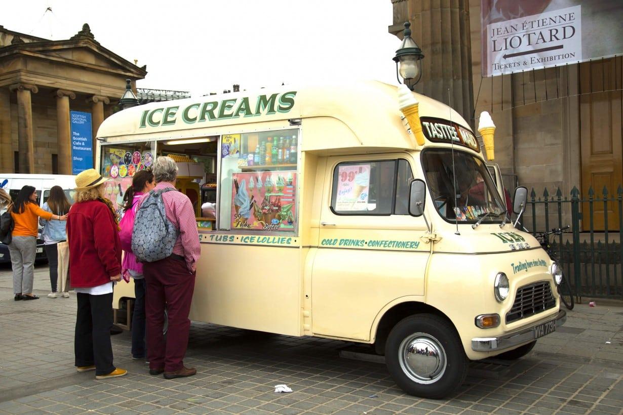 Ice Cream Van Insurance UK Price Comparison