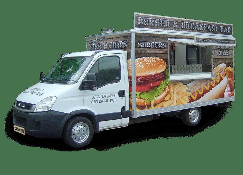 Catering Van Insurance UK Price Comparison