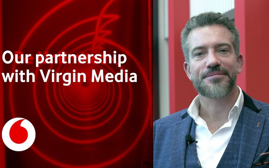 Virgin Media Joins Vodafone in 5-Year Mobile Phone Network Deal