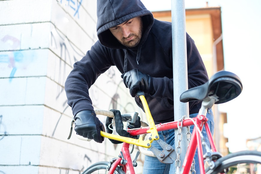 Bike Thefts Hit Young & Poor Disproportionately
