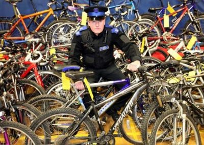 London Sees Highest Number of Bikes Stolen in the UK