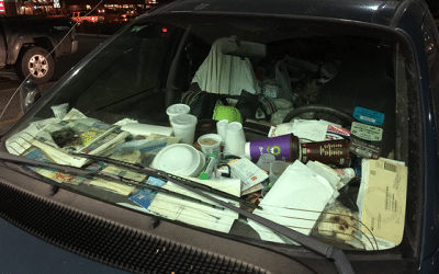 Messy Car Could Invalidate Car Insurance