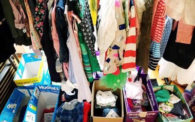 Secondhand is the Green Way to Buy Clothes
