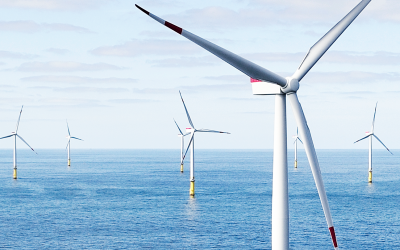 Largest UK Offshore Wind Farm Under Construction