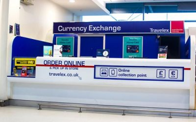 Travelex Website Being Held for Ransom