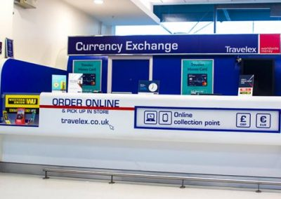 Travelex Website Being Held for Ransom