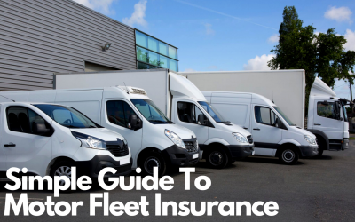 Simple Guide To Motor Fleet Insurance