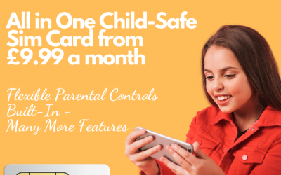 Parent Shield All in One Child-Safe Mobile Sim Package