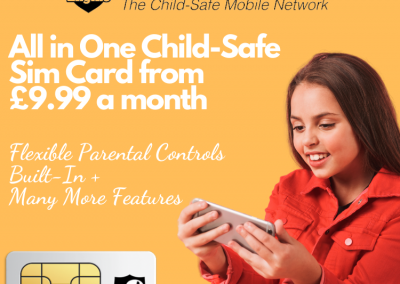 ParentShield All in One Child-Safe Mobile Sim Package