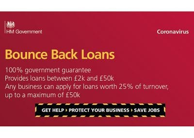 The Bounce Back Loan Scheme for Small & Medium-Sized Businesses