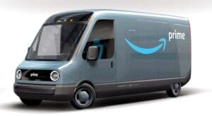 Amazon-electric-delivery-van
