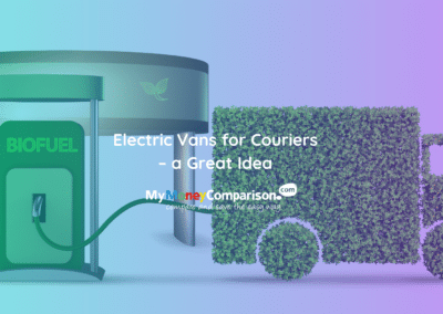 Electric Vans for Couriers – a Great Idea