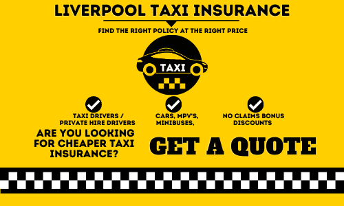 Liverpool Taxi Insurance