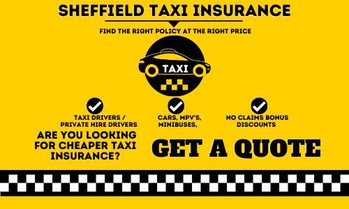 Sheffield Taxi Insurance