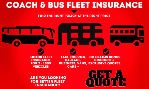 Coach & Bus Fleet Insurance
