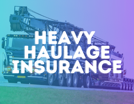 heavy haulage insurance quotes