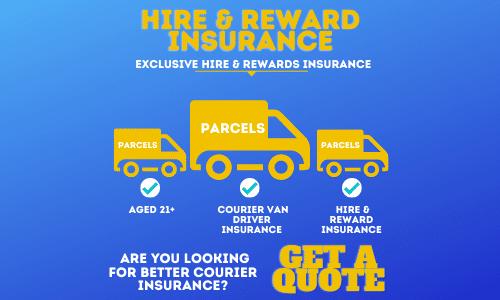 hire and reward insurance