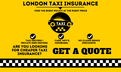 London Taxi Insurance