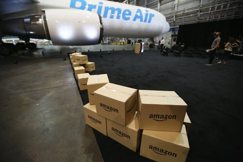 Amazon Buys Planes to Expand Network