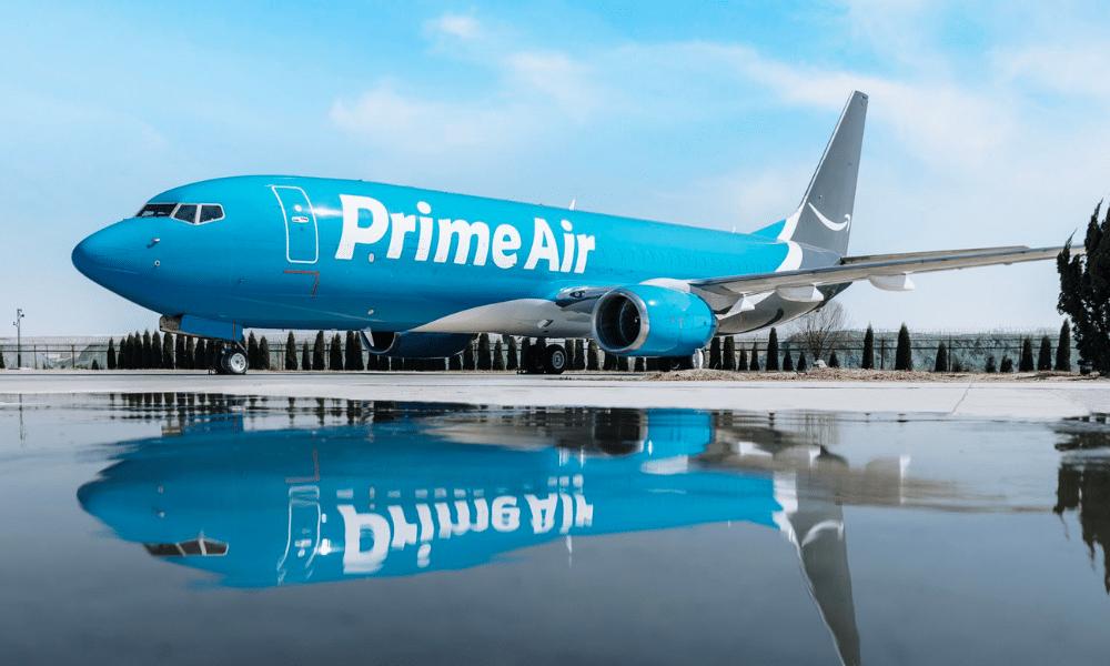 Amazon plane expands